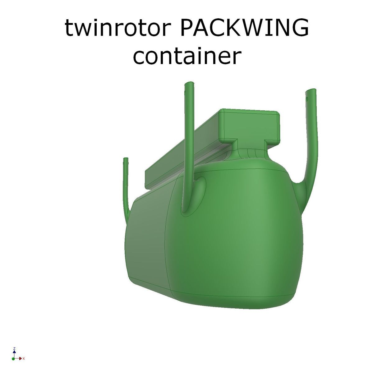 twinrotor cargo container 1
